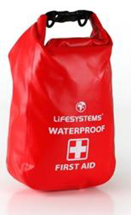 Picture of Life Systems Waterproof First Aid Kit