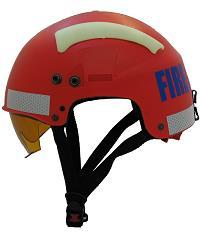 Picture of Future Safety Manta Multi Role SAR Helmet & Full Marine Visor