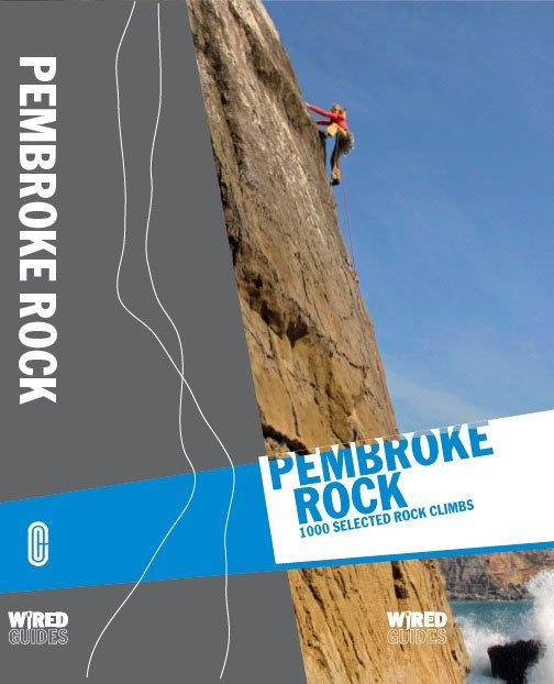Picture of Wired Guides Pembroke Rock - 1000 Selected Rock Climbs