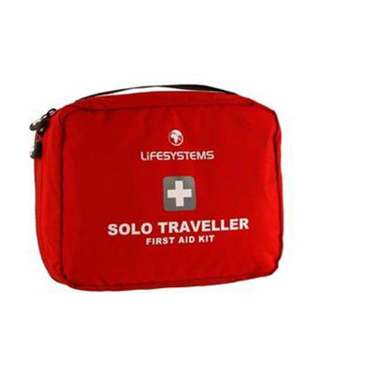 Picture of Life Systems Solo Traveller First Aid Kit