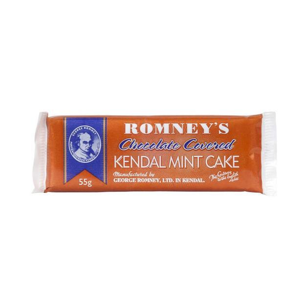 Picture of Romney's Chocolate Coated Kendal Mint Cake
