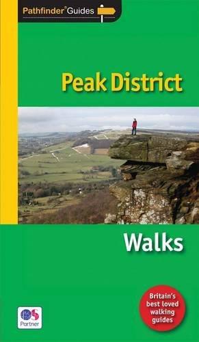 Picture of Pathfinder Peak District - Outstanding Circular Walks