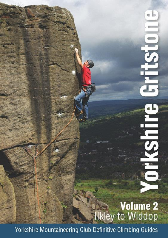 Picture of Yorkshire Mountaineering Club Yorkshire Gritstone Volume 2 - Ilkley to Widdop