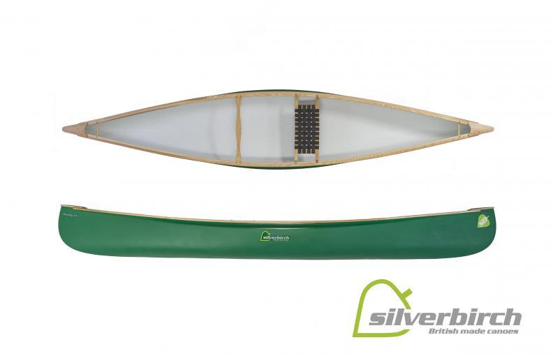 Picture of Silverbirch Canoes Firefly 14 Duracore Plus