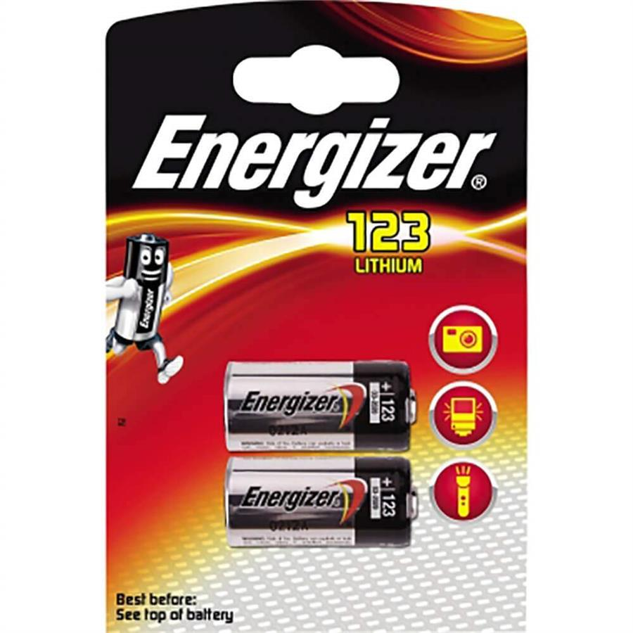 Picture of Energizer CR123