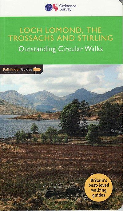 Picture of Pathfinder Loch Lomond, The Trossachs and Stirling - Outstanding Circular Walks