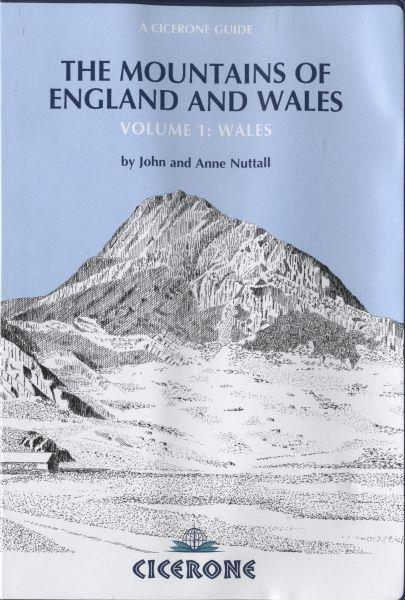 Picture of Cicerone Mountains of England & Wales: Volume 1: Wales