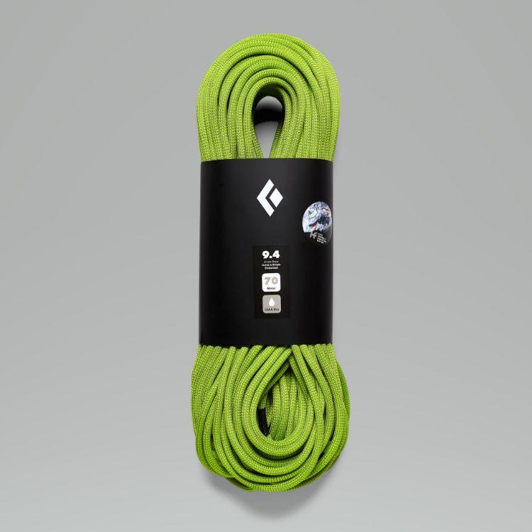 Black Diamond 9.4 Rope Dry Honnold Edition