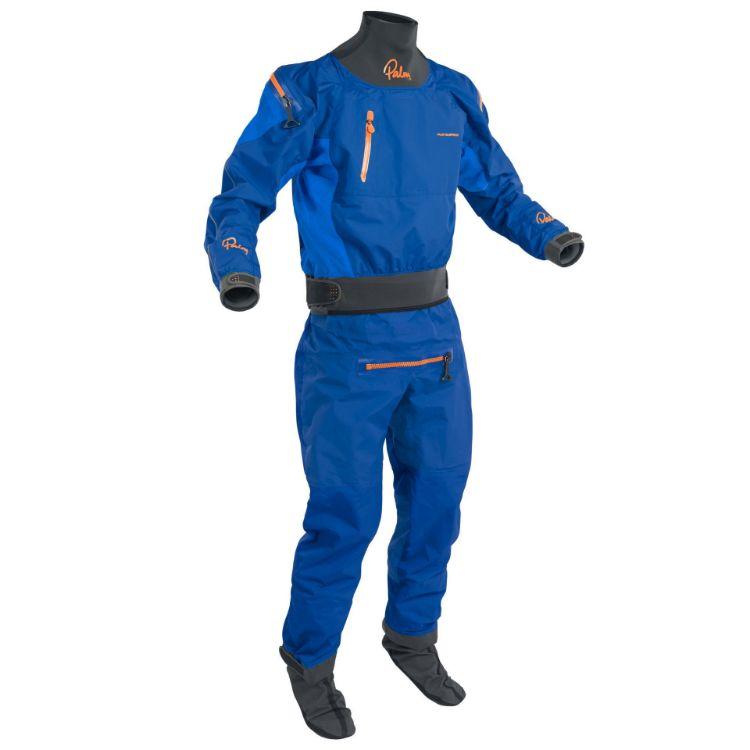 Palm Atom Suit - Cobalt