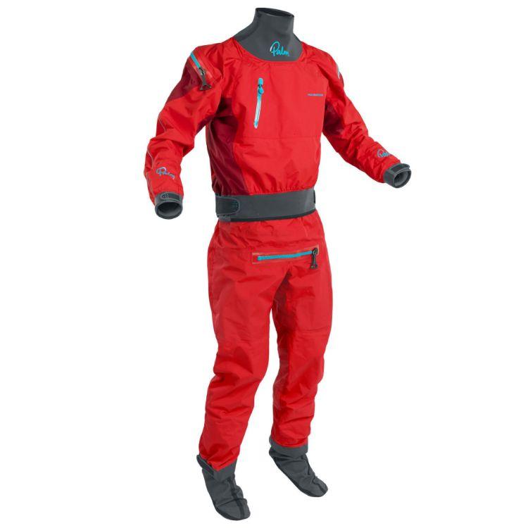 Palm Atom Suit - Chilli