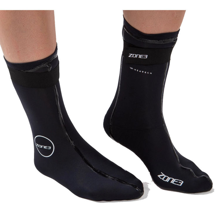 Zone3 Heat-Tech Neoprene Swim Socks