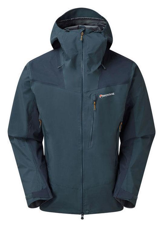 Montane Alpine Resolve Jacket, Orion Blue, M