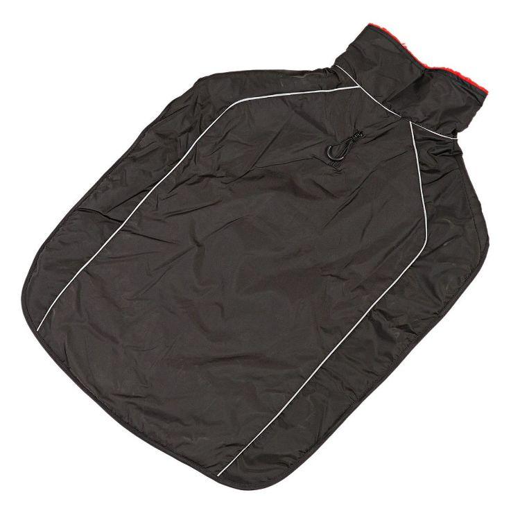 Dryrobe Dog Robe - Black